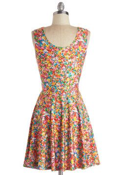 Queen of the Candy Shop Dress, #ModCloth