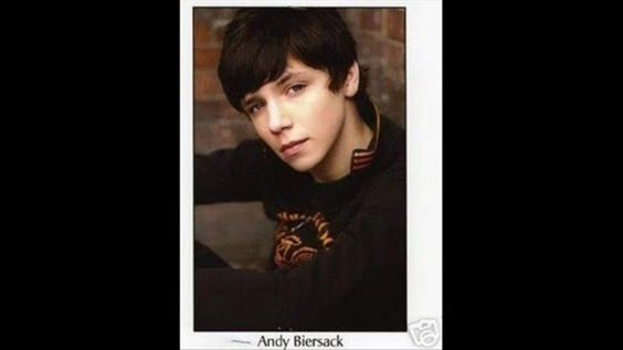 Andy Sixx as a child |...