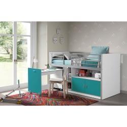 Hochbetten Mit Schreibtisch Hochbett Mit Schreibtisch Bett Mit