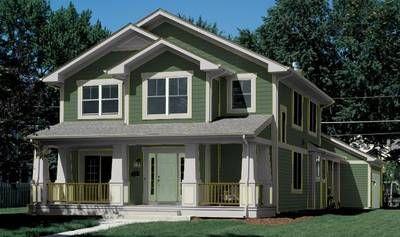 Paint ideas for home exteriors colors belle and pine - Valspar exterior paint color ideas ...