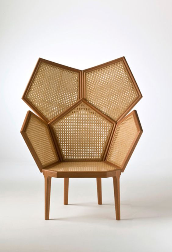 Lui5 Highback Chairs by Phillippe Bestenheider
