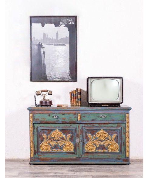 25 Muebles antiguos baratos