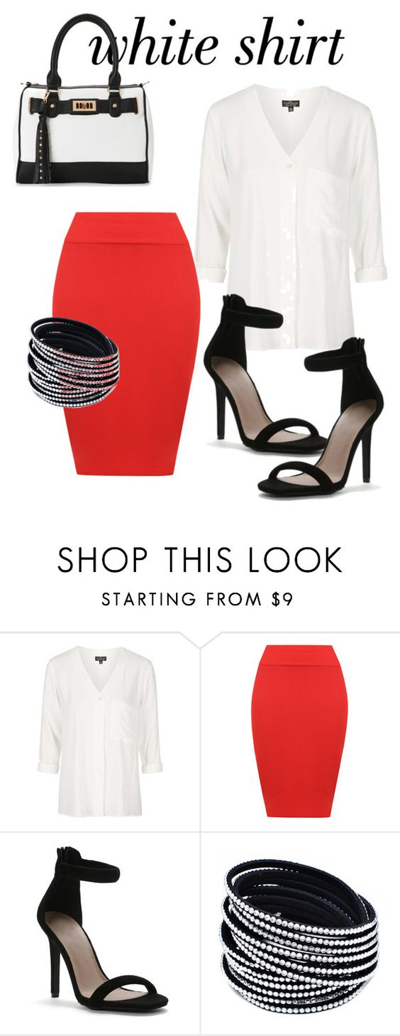 """""""Untitled #10"""" by lisa-birenbaum ❤ liked on Polyvore featuring Topshop, WearAll, IMoshion and WardrobeStaples"""