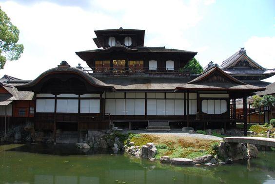 Hiunkaku Kyoto Japan