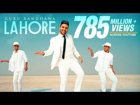 Guru Randhawa Lahore Official Video Bhushan Kumar Vee Directorgifty T Series Youtube Bollywood Music News Songs Songs
