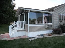 Image result for mobile home addition                              …