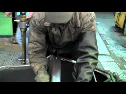 Watch a sidecar being built from start to finish.
