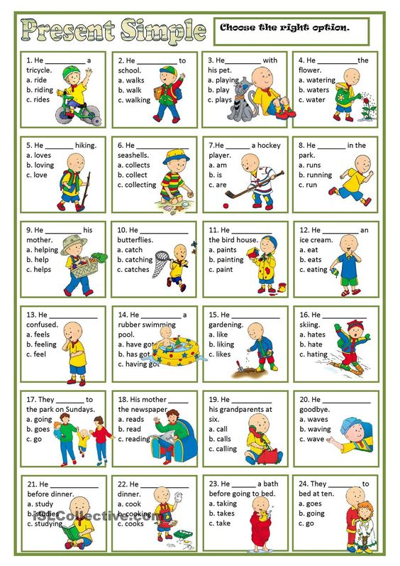 Printables Ged English Worksheets presents esl and simple on pinterest present free worksheets