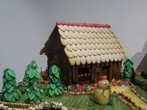 #Finistere #Bretagne #Trevarez #Noel #myfinistere : ça sent le pain d'épices (2 photos) © Paul Kerrien  http://toilapol.net