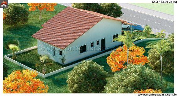 Casa - 4 Quartos - 263.99m²