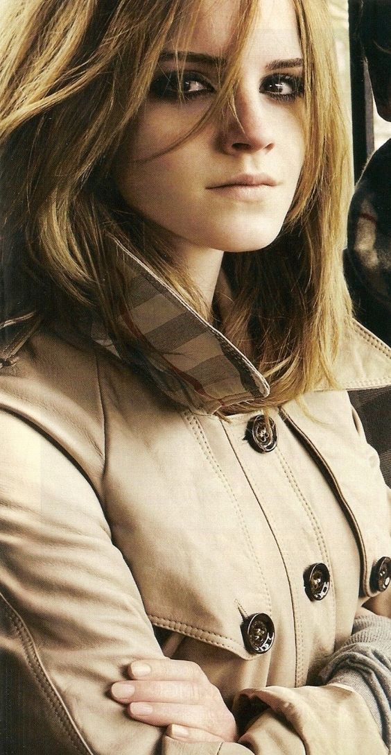 Emma Watson , love her with long hair .