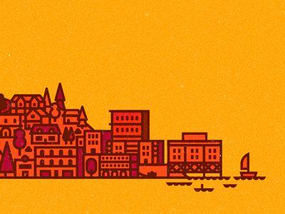 city illo