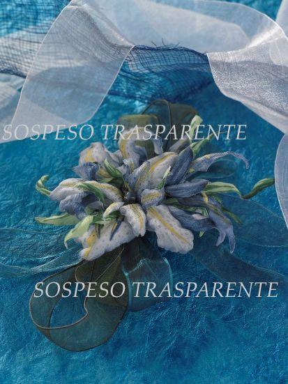 Sospeso Trasparente - Monica Allegro