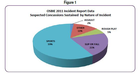 Is it as simple as a bump on the head? The truth about head - fall incident report