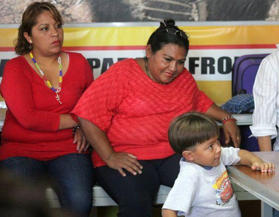 Migrants at Kino Border Initiative Kitchen #Nogales #immigration