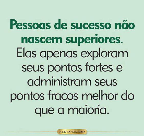 pessoas de sucesso