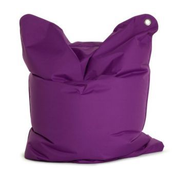 Sitting Bull Sitzsack violett