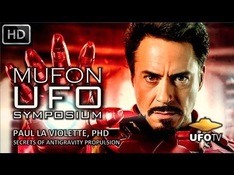 UFOs, TESLA & SECRET ANTIGRAVITY TECH – MUFON SYMPOSIUM – Paul La Violette, PhD - YouTube