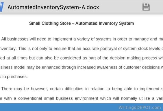 equipment needed to start low cost automated inventory system Compared to the expenses needed to maintain the old system  cost to consider a new technology may bring benefits  a low-cost technological.