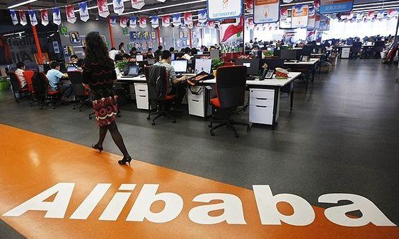 #Alibaba geht an die Börse