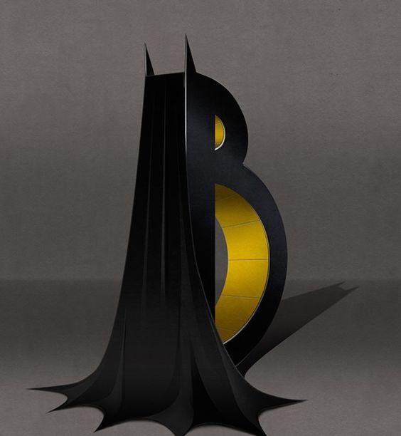 Abécédaire de super héros par Simon Koay