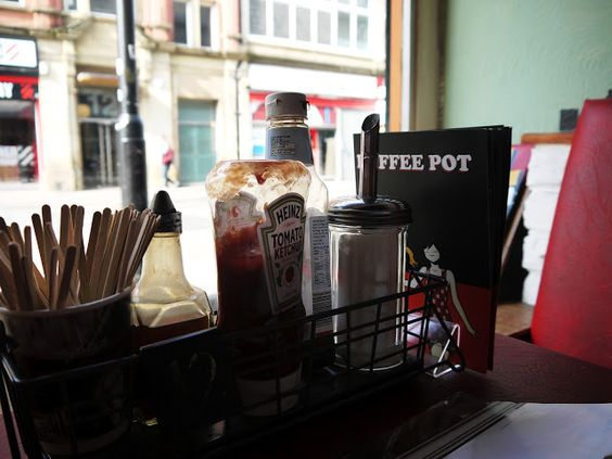 Hungry Travel Style: Koffee pot, Manchester