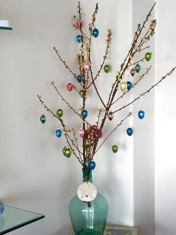 Love this for Easter decor.