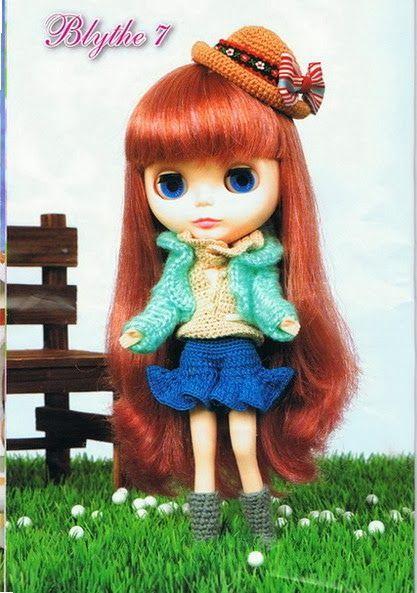 Mimin Dolls: clothes