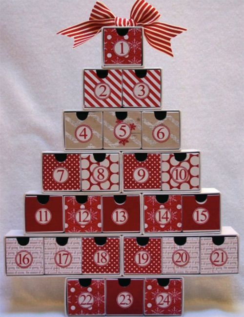 15++ Diy advent calendar box inspirations