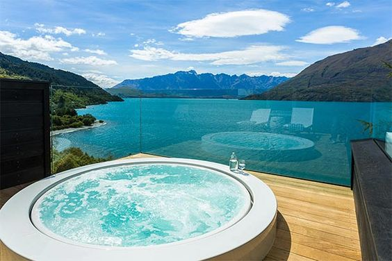 Matakuari Lodge  Royal Tour: the gorgeous lakeside resort in New Zealand where the Duke and Duchess stayed  http://www.hellomagazine.com/travel/2014041518225/duke-and-duchess-cambridge-new-zealand-lakeside-retreat/