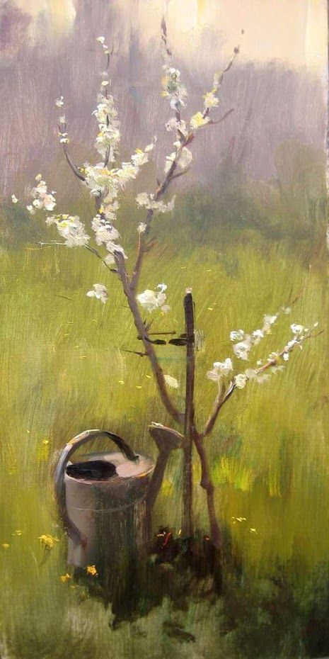 Paintings by Serguei Toutounov Russian Artist.