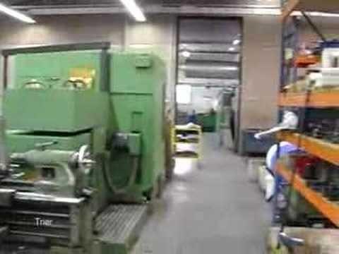 Beruf des Metallbauers