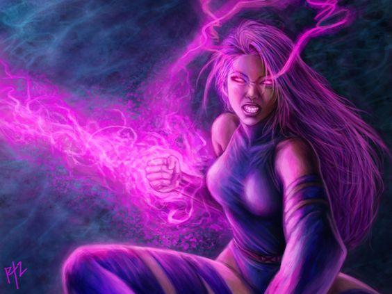 Psylocke fan art   Psylocke by Smexyheroes on DeviantArt
