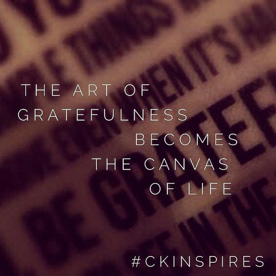 Paint gratefulness all over your life #grateful #entrepreneur #youretheartist #life #dream #motivation #inspiration #ckinspires