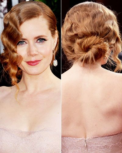 Prime Amy Adams Marcel Waves And Updos On Pinterest Short Hairstyles Gunalazisus