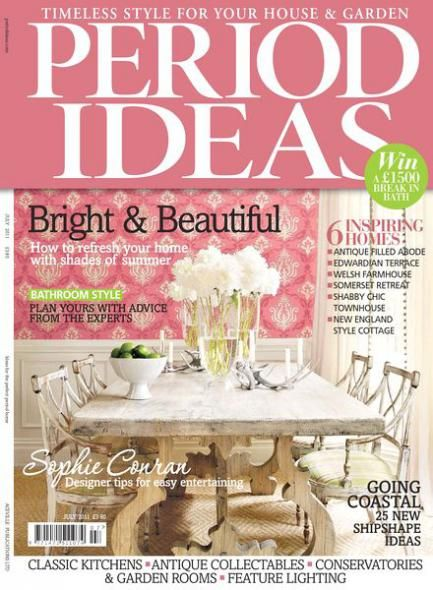 Period Ideas Magazine from February 2011 » Download Digital Magazines in PDF