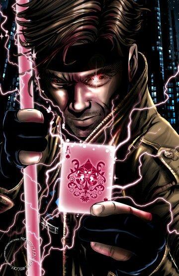 Gambit by Jon Hughes