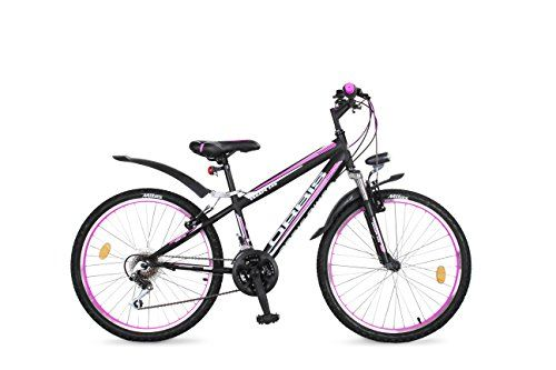 "26/"" 26 Zoll Damen MTB Kinderfahrrad Mountainbike Mädchenfahrrad Fahrrad Rad Bike"