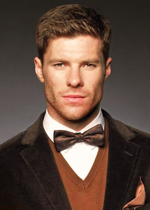 Xabi Alonso No Beard Pinterest • T...
