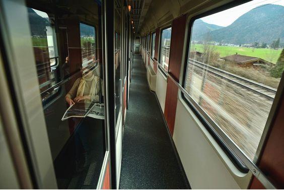 Interrail Reise durch das südliche Europa - Global Pass - Geschichten von unterwegs