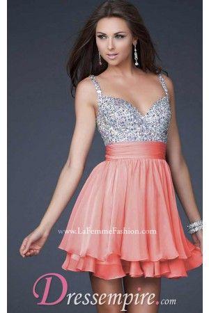 La Femme 16813 Dress | Authorized Retailer