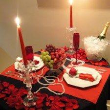 Como Arrumar A Mesa Para Um Jantar Do Dia Dos Namorados Cenas