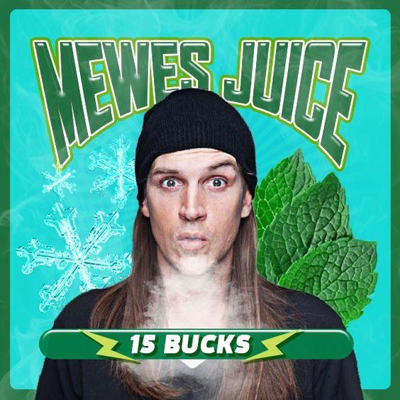 15 Bucks | The Vape Apes | Mewes Juice