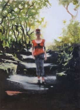 "Saatchi Art Artist Wilfrid Moizan; Painting, ""Ghost"" #art"