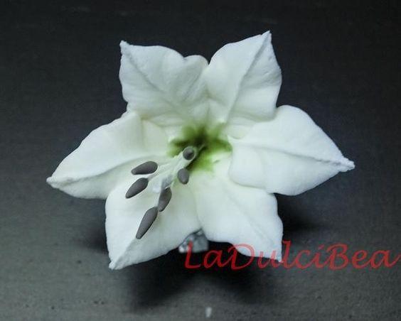 Flores - Repostería Creativa