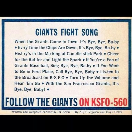 informative speech on sf giants Bruce douglas bochy (/ ˈ b oʊ tʃ i / born april 16, 1955) is the manager of the san francisco giantsprior to joining the giants for the 2007 season, bochy was the manager of the san diego padres for twelve seasons.