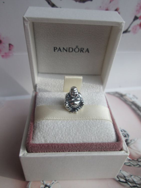 Buddha Pandora Charm