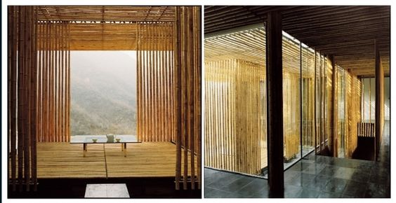 pavimentos y revestimientos de bambú