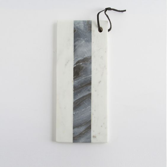 Modern Citizen  |  Marble Cheese Board $48
