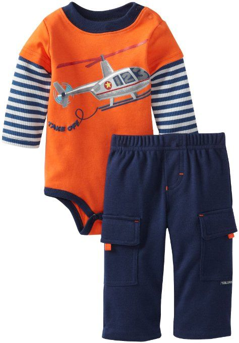 Helicopter Pant Set